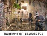 Verona Veneto On November 23 ...