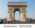 paris  france   march 5  2011 ... | Shutterstock . vector #181513628