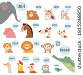 Animals Sounds. Cute Animal...