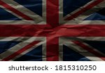 vector crumpled paper british... | Shutterstock .eps vector #1815310250