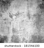 texture of old grunge rust wall  | Shutterstock . vector #181546100