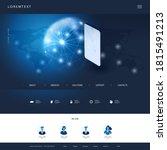 technology website design...