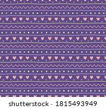 seamless geometric pattern with ... | Shutterstock .eps vector #1815493949