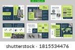brochure creative design.... | Shutterstock .eps vector #1815534476