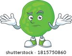 a cartoon image of sarcina... | Shutterstock .eps vector #1815750860