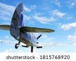 Supermarine Spitfire Fighter On ...