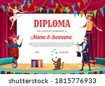 education diploma  vector kids... | Shutterstock .eps vector #1815776933