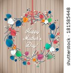 Happy Mother's Day Wreath...