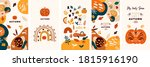 autumn templates for phone... | Shutterstock .eps vector #1815916190