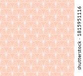 elegant art nouveau seamless...   Shutterstock .eps vector #1815951116