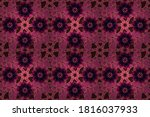 Tender Seamless Pattern With...