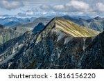 Hruba Kopa Hill  Western Tatra...