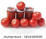 Red Tomatoes For Eating And...