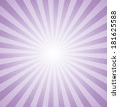 Purple Color Burst Background....