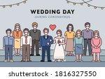 Coronavirus Society Wedding....