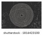 trendy abstract aesthetic... | Shutterstock .eps vector #1816423100