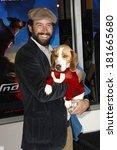 Small photo of Jason Lee, Leo at UNDERDOG Premiere, Regal E-Walk Stadium 13 Cinema, Los Angeles, CA, July 30, 2007