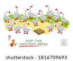 logic puzzle game for children... | Shutterstock .eps vector #1816709693