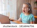 Speech Training Concept. Little ...