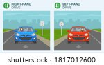 differences between right hand... | Shutterstock .eps vector #1817012600
