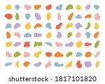 Various Blotch. Random Color...