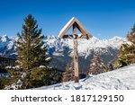 Dolomites In Trentino  Italy....