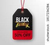 pricetag label price discount... | Shutterstock .eps vector #1817236286