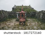 Abandoned Altar Complex With...