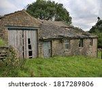 Abandoned Old Stone Single...