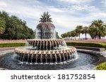 Pineapple Fountain In...