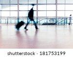 passenger in high speed   rail... | Shutterstock . vector #181753199
