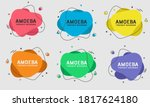 Set Of Modern Abstract Vector...