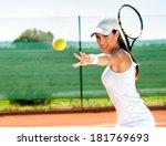 Playing Tennis Waiting Tennis...
