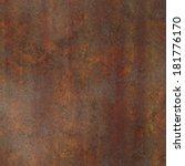 metal rust backgrounds | Shutterstock . vector #181776170