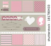 Scrapbook Design Elements Set ...