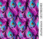Rainbow Peacock India....