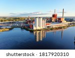 Pulp And Paper Factory In Oulu  ...