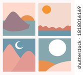 Abstract Backgrounds With...