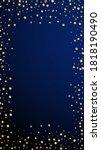 festive fabulous confetti.... | Shutterstock .eps vector #1818190490