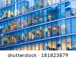 windows office building for... | Shutterstock . vector #181823879
