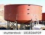 Thickener Tank And Froth...