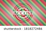 Accost Christmas Emblem...