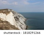 Beautiful White Cliffs Of...