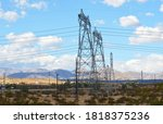 Electric Powerlines And...
