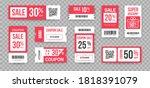 discount tickets. sale... | Shutterstock .eps vector #1818391079
