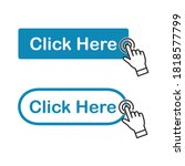 join now button for entry to... | Shutterstock .eps vector #1818577799