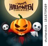 Halloween Vector Characters...