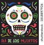 Dia De Los Muertos Decorative...