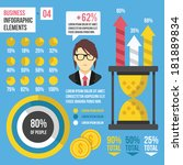 vector business infographic...