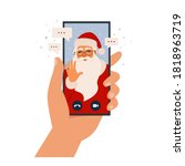 video call santa claus ...